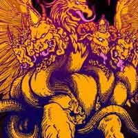High on Fire Cutthroats 9 Lost Goat Green Door, OKC 2002 12×18 inches | digital $10.00