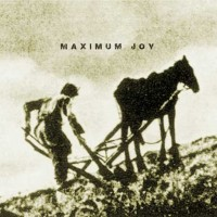 Maximum Joy CD in origami sleeve 2008 Private Release, Mexico