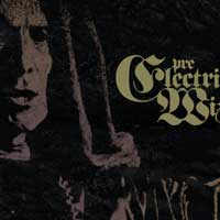 CD Digipak design for compilation of early Electric Wizard demos 2008 Rise Above Records UK