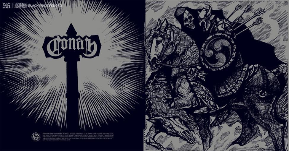 Throne04 Conan Horseback Battlehammer sleeve