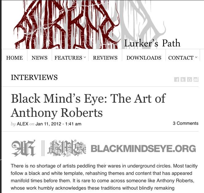 LURKER interview