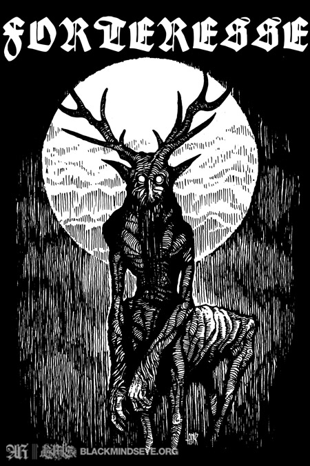 Forteresse Wendigo shirt