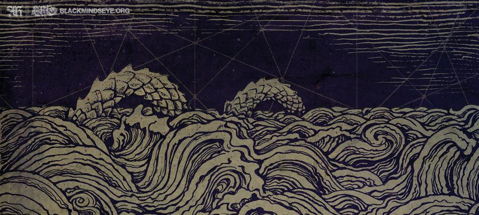 Undersmile Narwhal Inner illustration