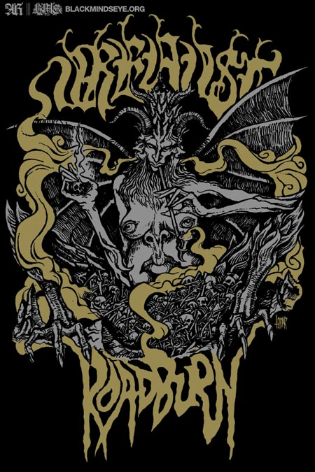 Urfaust Roadburn 2012 Ritual Cloth